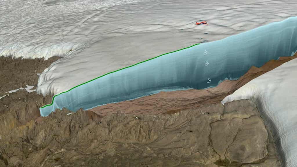 19-Mile Impact Crater Found In Greenland May Confirm Great Flood