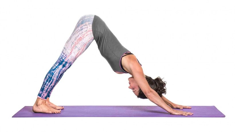 Downward-Facing Dog | Yoga Pose