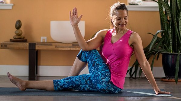 4 Ways to Reprogram Yourself With Yoga