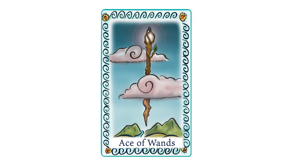Tarot Reading for 2019: Ace of Wands Tarot