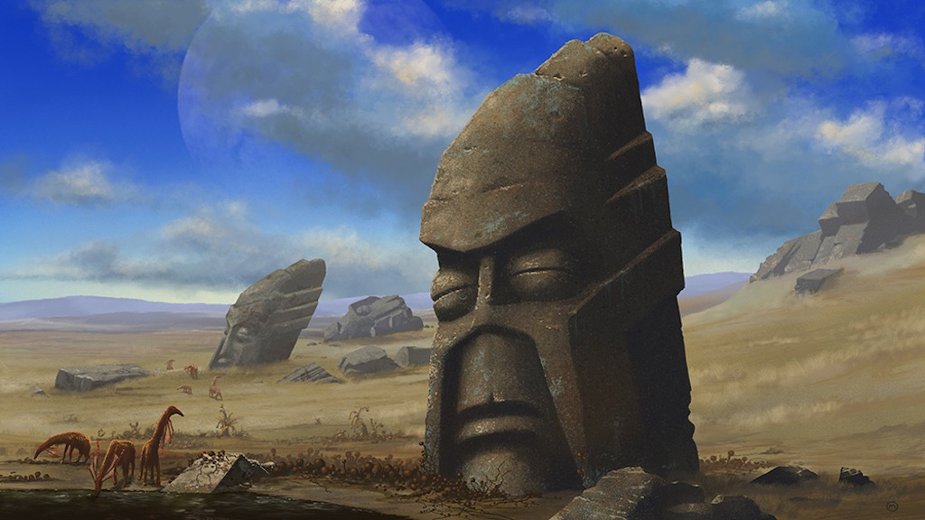 Alien Civilizations Might Suffer Similar Fate as Easter Island
