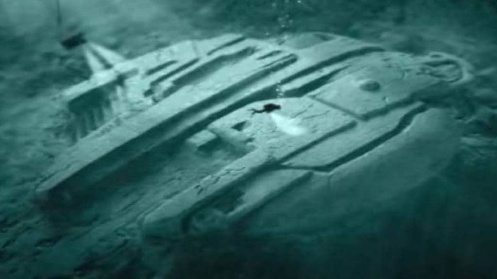 The Baltic Sea Anomaly; A Crashed UFO or Natural Rock Formation?