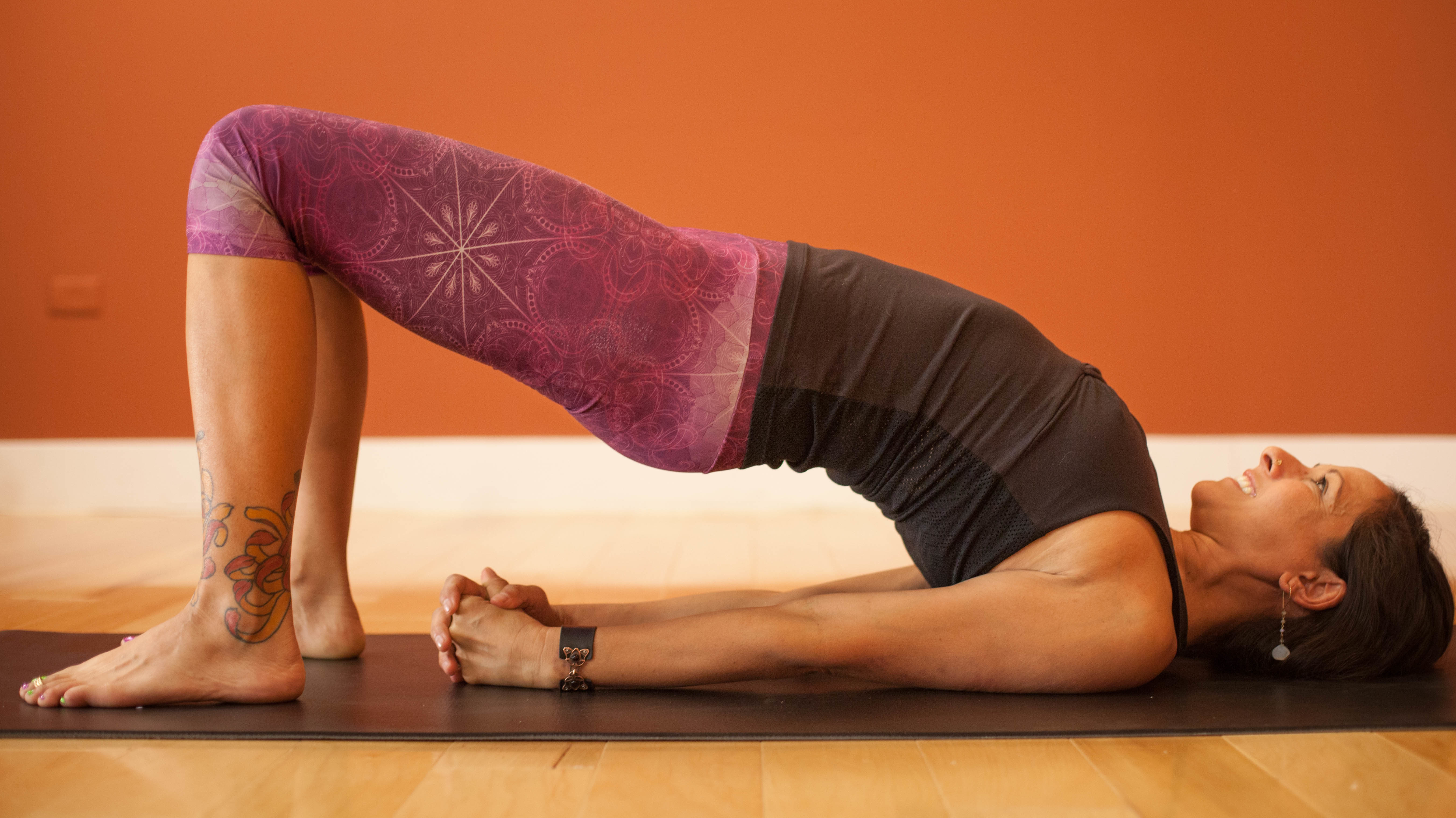 9 Yoga Poses for Relieving Shoulder Tension