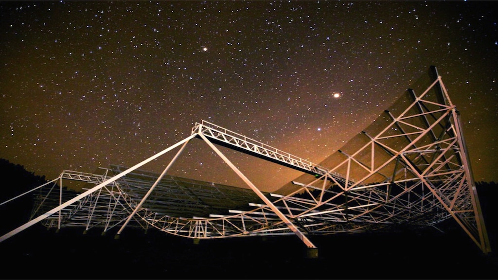 More Mysterious Radio Bursts Were Detected Radiating From Space