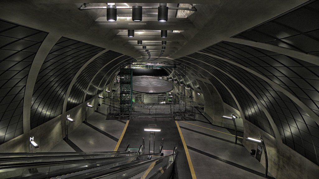DARPA Bizarrely Asks Twitter For Secret Urban Underground Facility