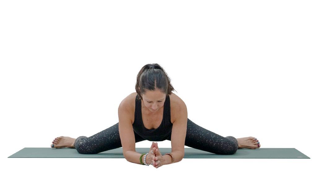 Mandukasana: Frog Pose   Yoga   Gaia