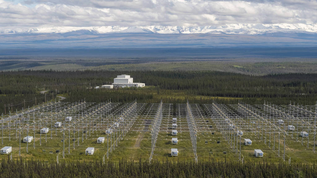 HAARP; A U.S. Conspiracy Theory Magnet