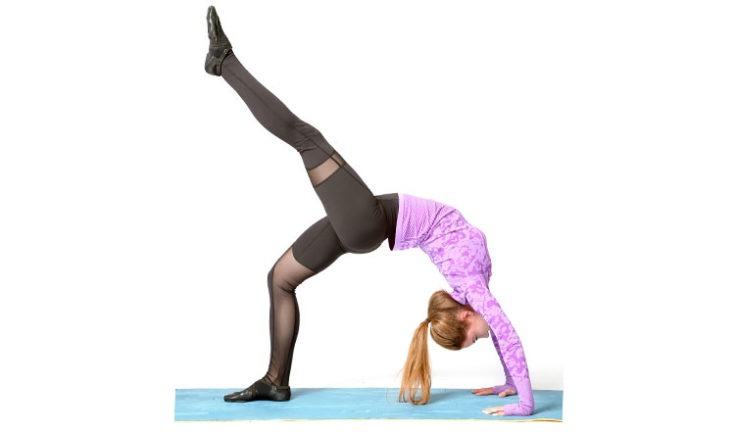 Picture of One-Legged Bow Pose
