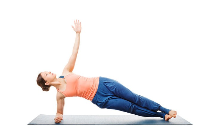 Picture of Side Plank Pose