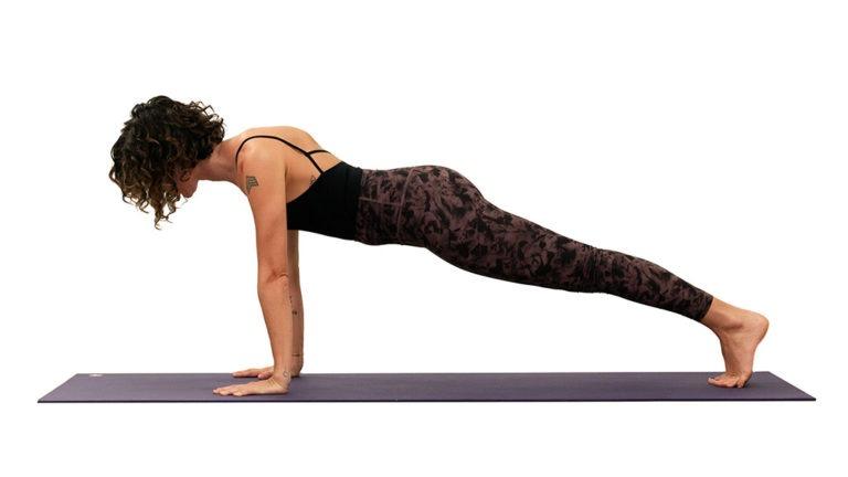 Phalakasana: Plank Pose | Gaia