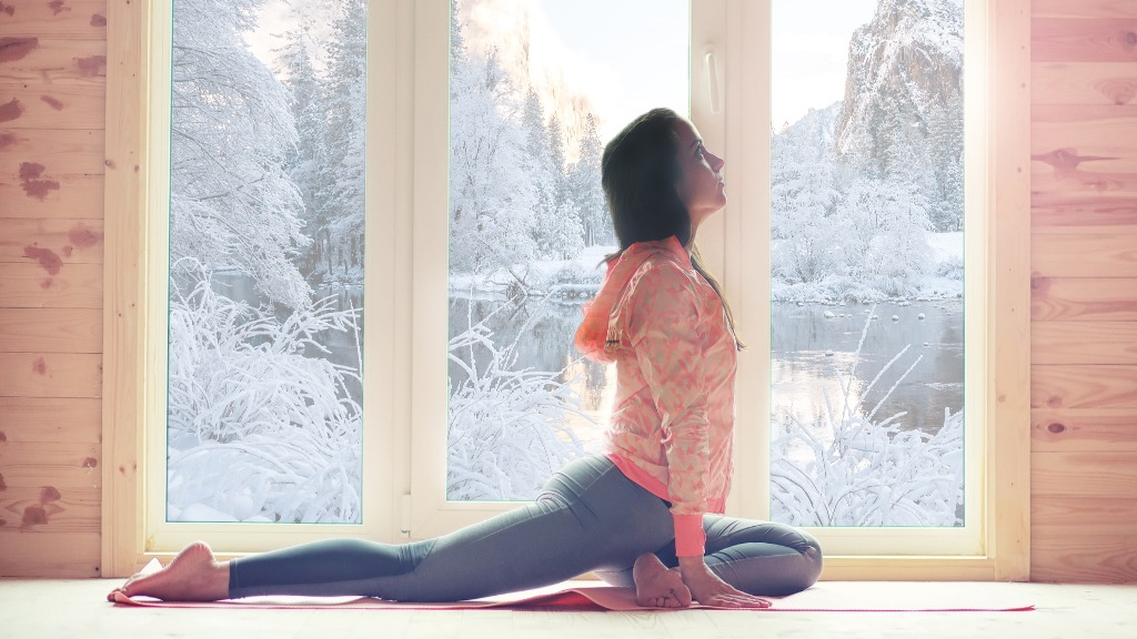 Yoga for the Holidays: Simple Stretches and ​Asanas ​you can do Anywhere