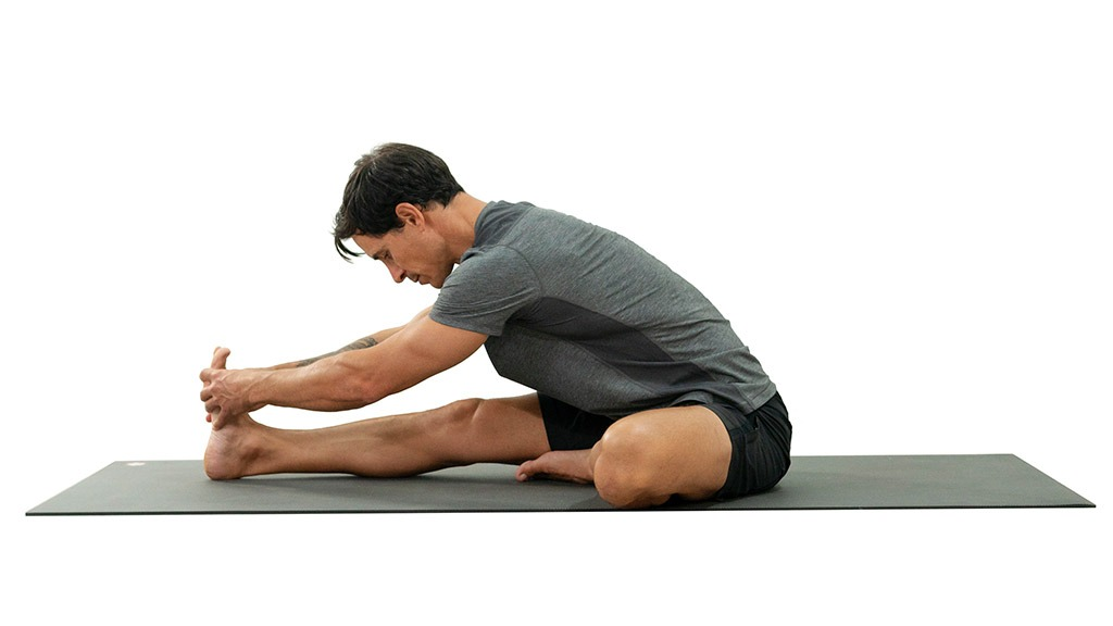Janu Sirsasana: Head to Knee Pose
