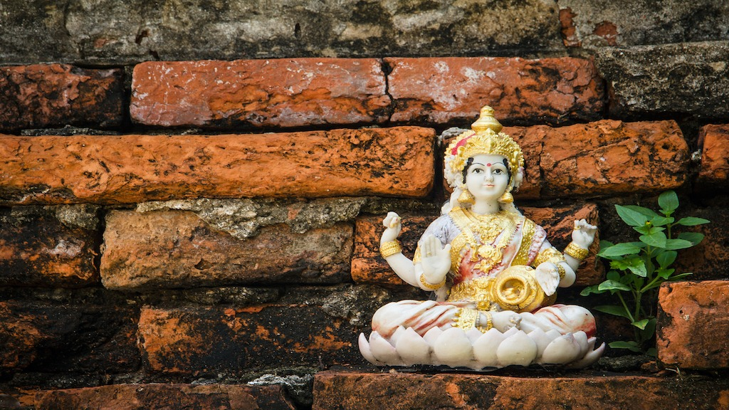 How Lakshmi Teaches Us Discipline, Gratitude, and Abundance