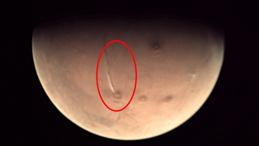 Alleged Volcanic Eruption on Mars Sparks NASA Cover-Up Conspiracy