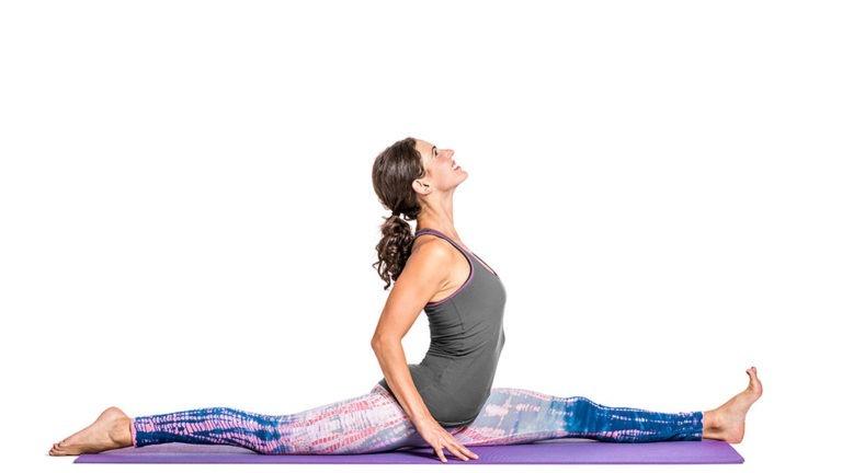 Hanumanasana Front Splits Pose Yoga Gaia