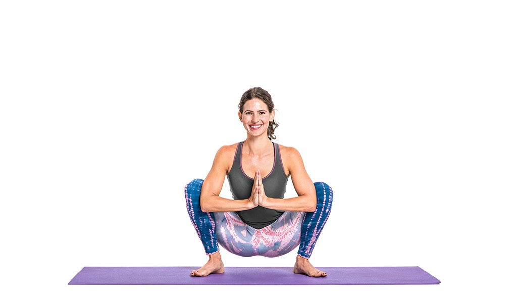 Malasana: Squat Pose or Garland Pose