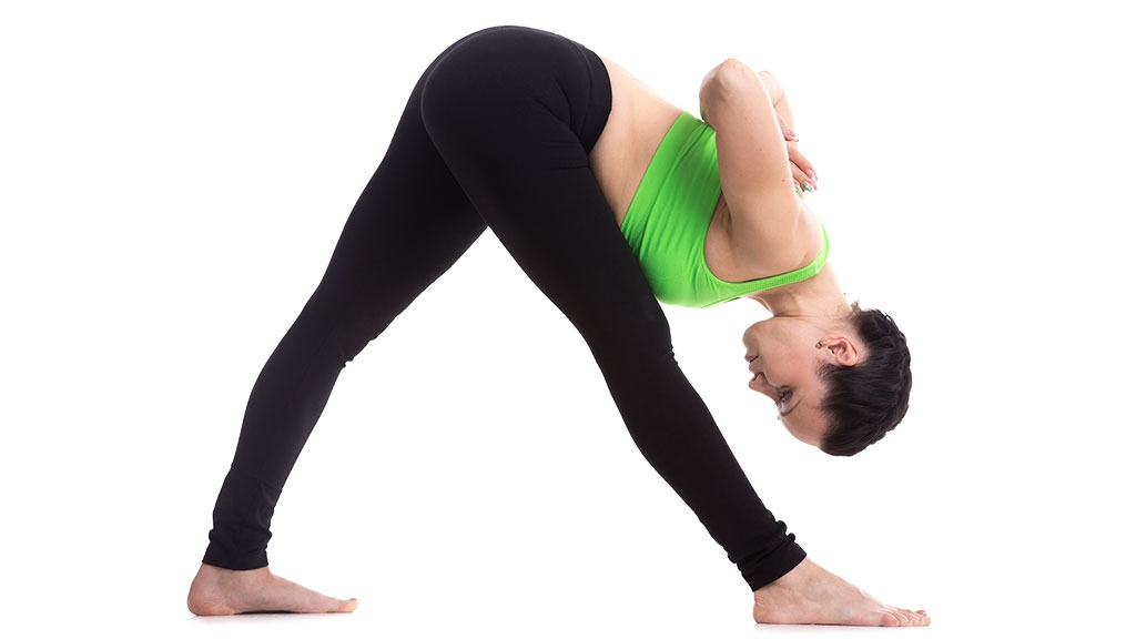 Parsvottanasana: Intense Side Stretch Pose