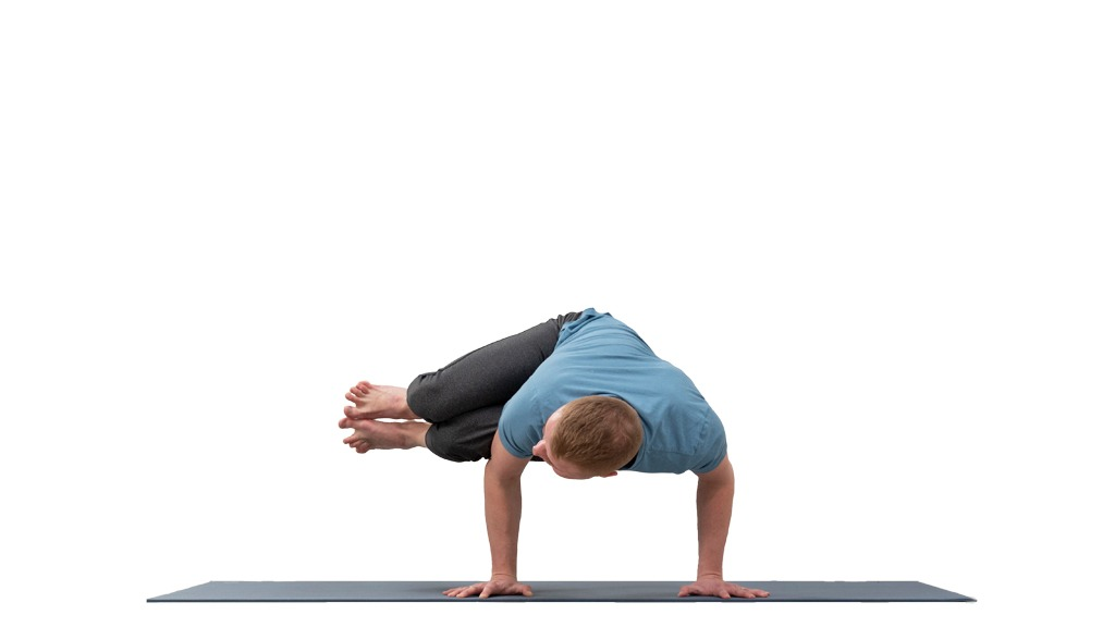 Parsva Bakasana: Side Crow Pose