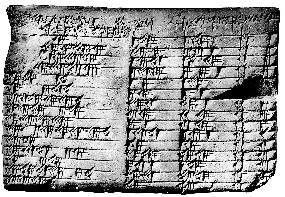 cuneiform-tablet