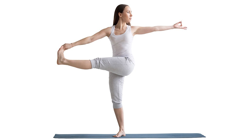Parivrtta Hasta Padangusthasana: Revolved Hand to Big Toe Pose