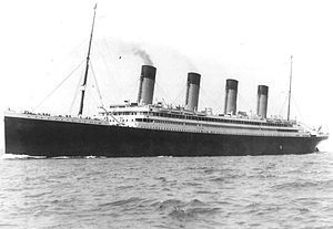 The R.M.S. Olympic