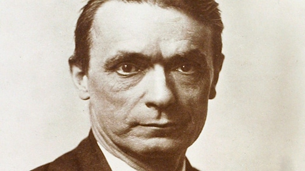 Rudolf Steiner: A Soul In Love With Life