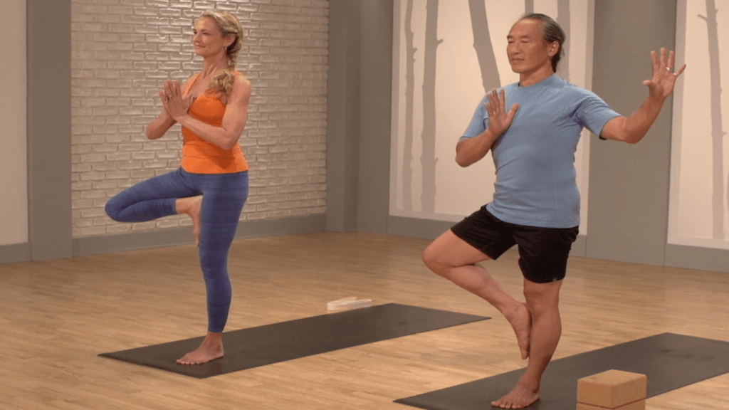 Yoga for Beginners: Advice from Colleen Saidman Yee