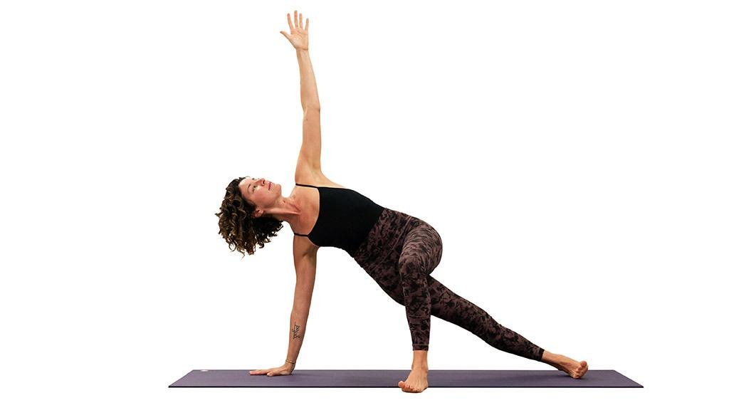 Vasisthasana Side Plank Pose Yoga Gaia