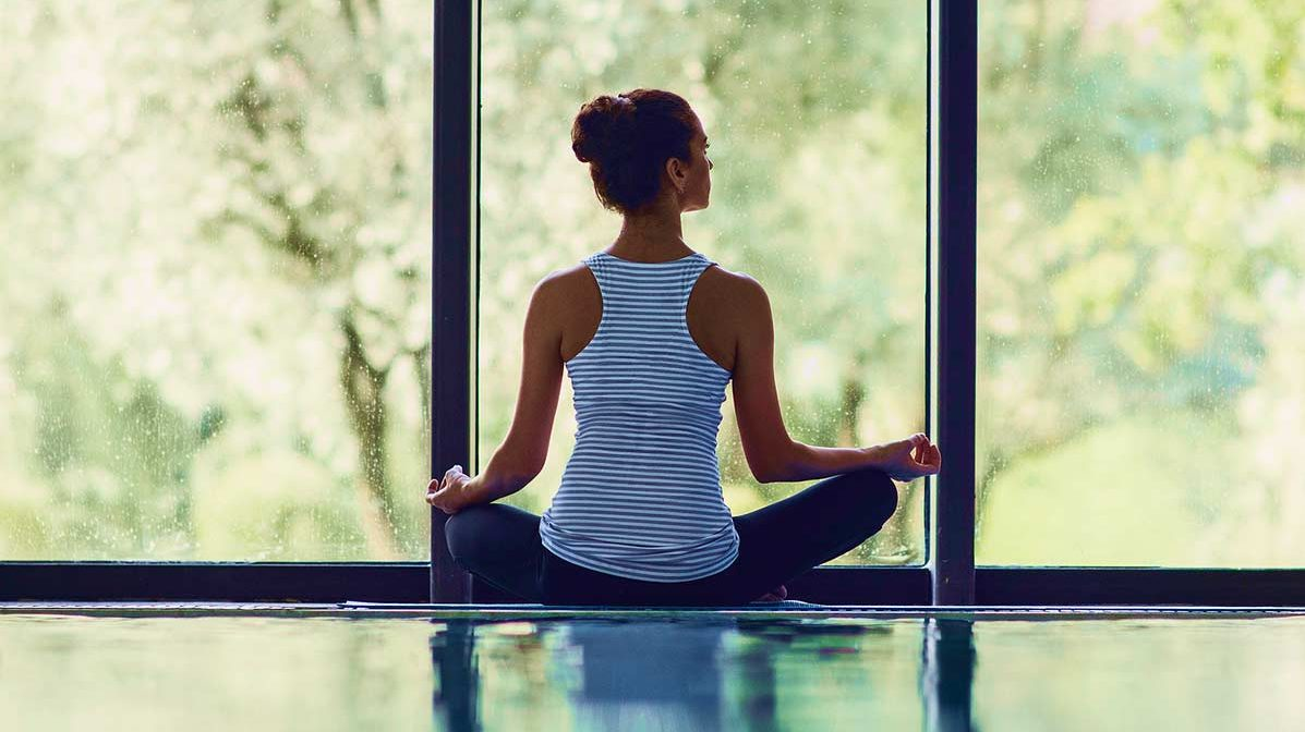 SOLITUDE AND YOGA: DISCOVERING THE VALUE OF A HOME PRACTICE