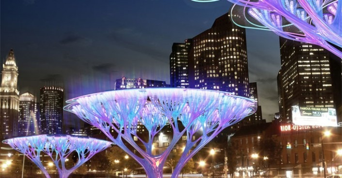 Artificial Trees Could Be the Answer to Our Energy Needs
