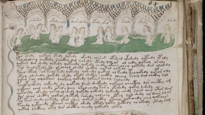 Has A.I. Finally Decoded Bizarre 600-Year-Old Voynich Manuscript?