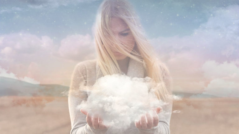 Woman-Manifest-Clouds-Intention-share