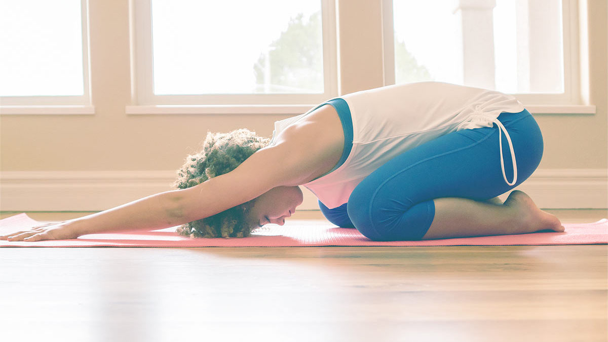 Yoga at Home: the Intimate Experience of Self-practice