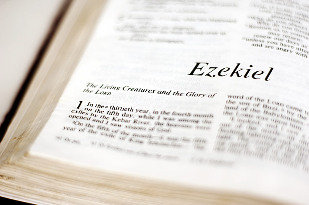 Is Ezekiel's Vision of the Wheel Evidence of UFOs in the Bible? | Gaia