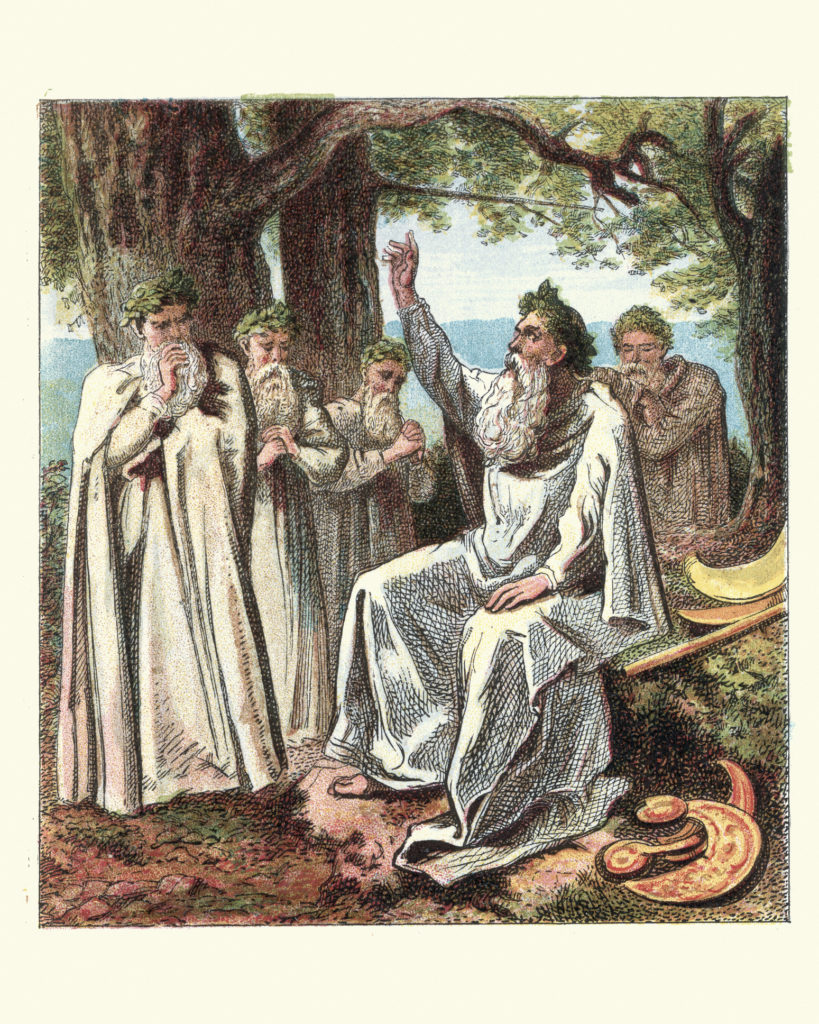 Did The Druids Share A Common Ancestry With Other Ancient Religions
