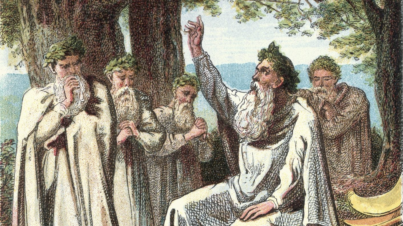 Where Did The Ancient Druids Really Come From Gaia
