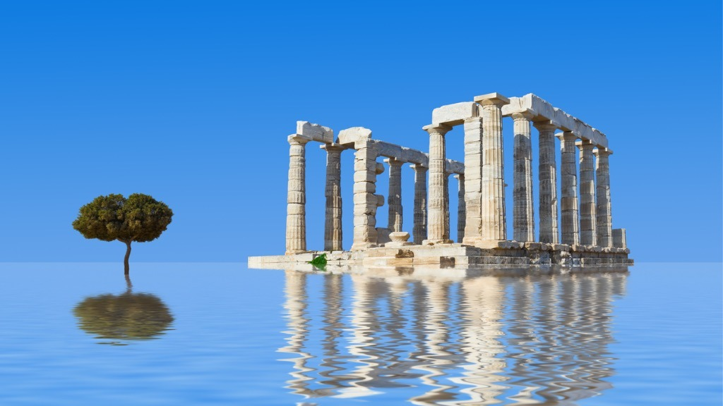 Mysteries of Ancient Drowned Civilizations