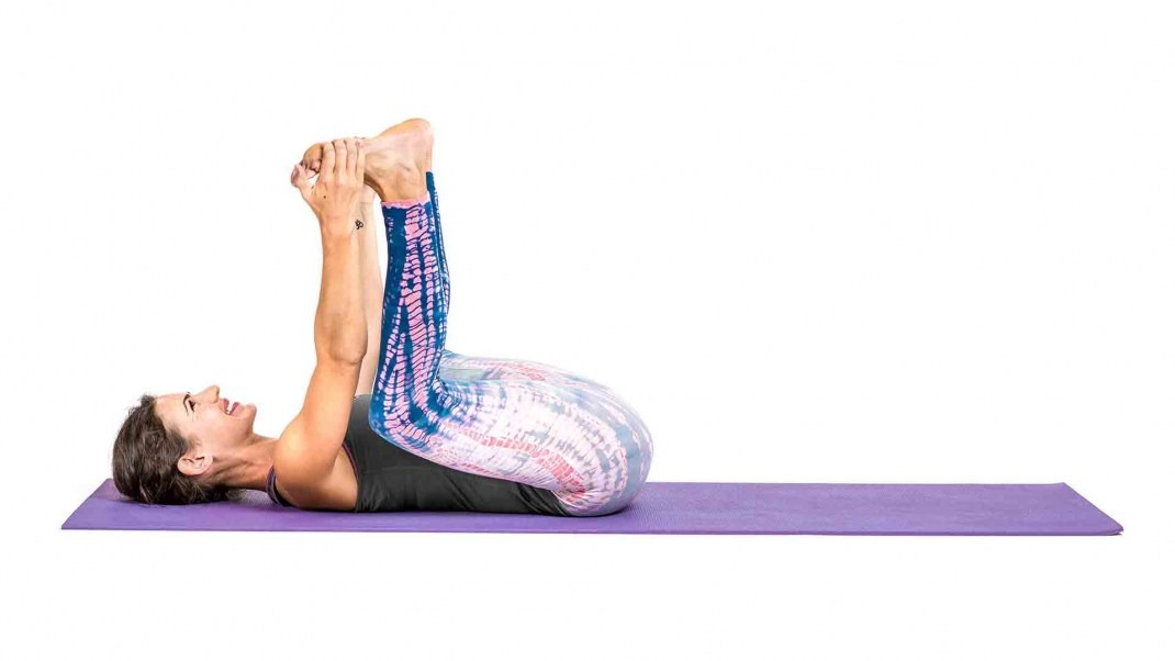 Happy Baby Pose Yoga: Ananda Balasana