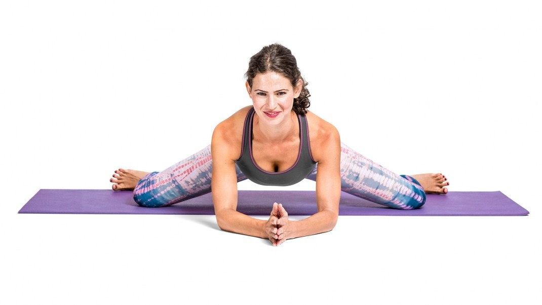 Frog Pose or Mandukasana