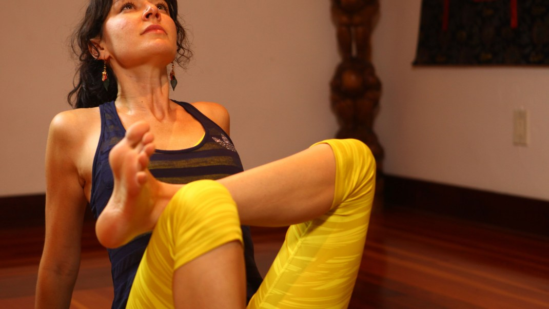 Heal Yourself of Chronic Pain with Yoga and Breath