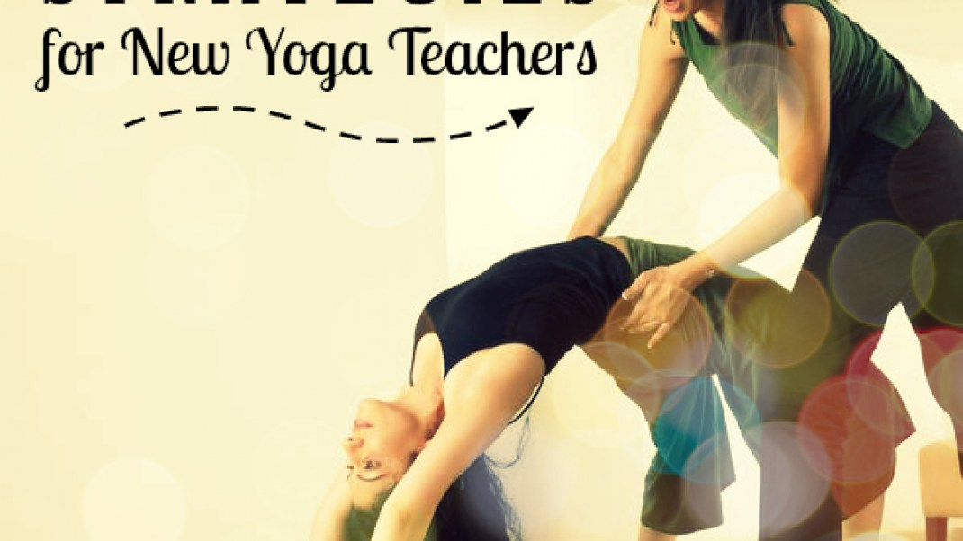 Veteran yoga teacher Julian Walker shares three keys to being a successful yoga teacher