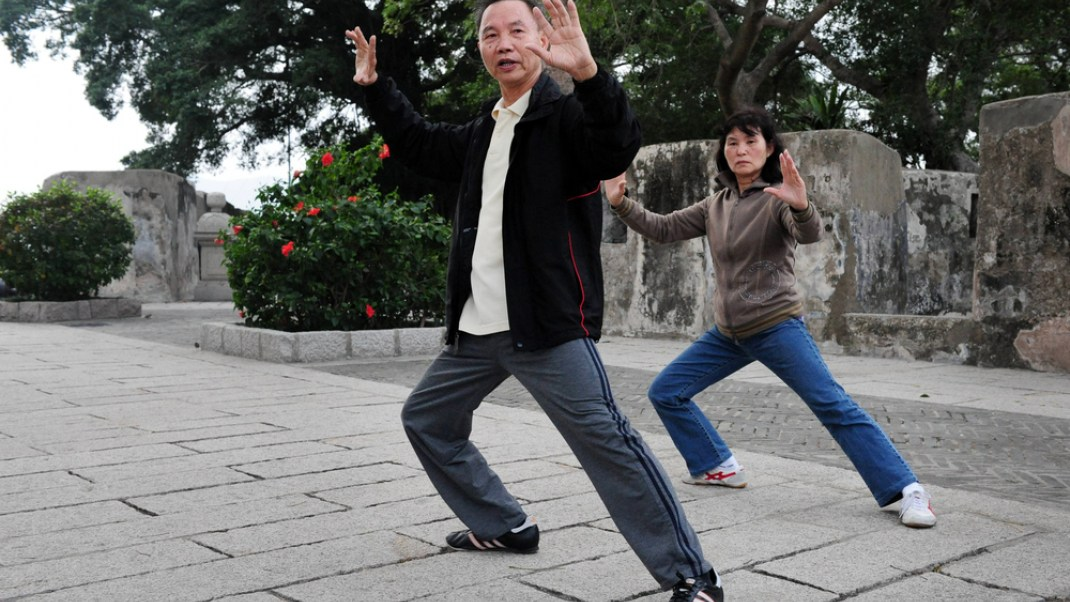 The Healing Power of Tai Chi and Bone Tapping