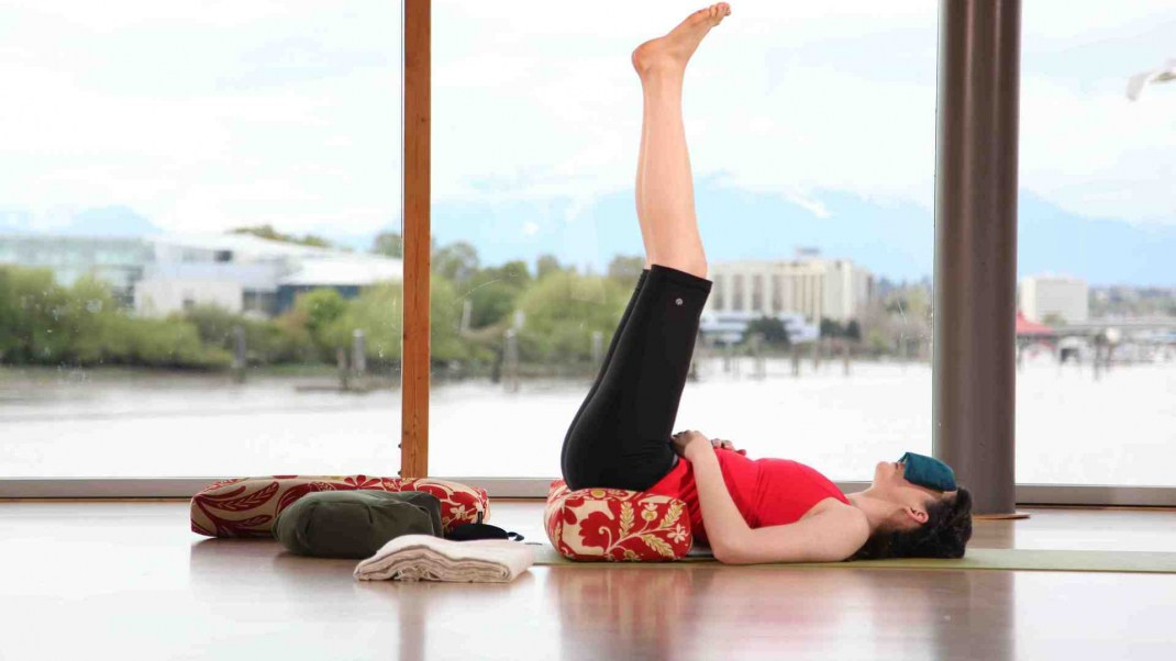Shoulderstand: Ways to Prop Up Your Yoga Practice