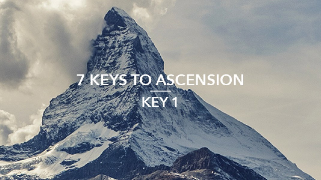 Ascension Key One: The Origin of the Great Work