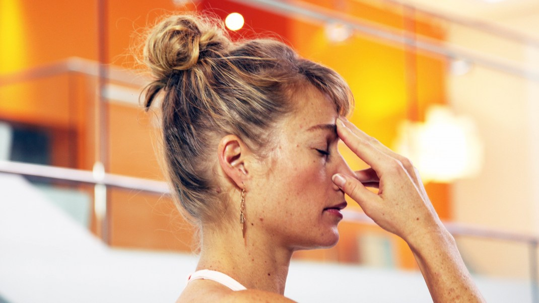 3 Yoga Practices for Sinus Relief