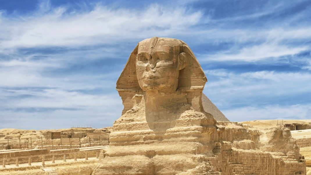 Who Built the Great Sphinx?