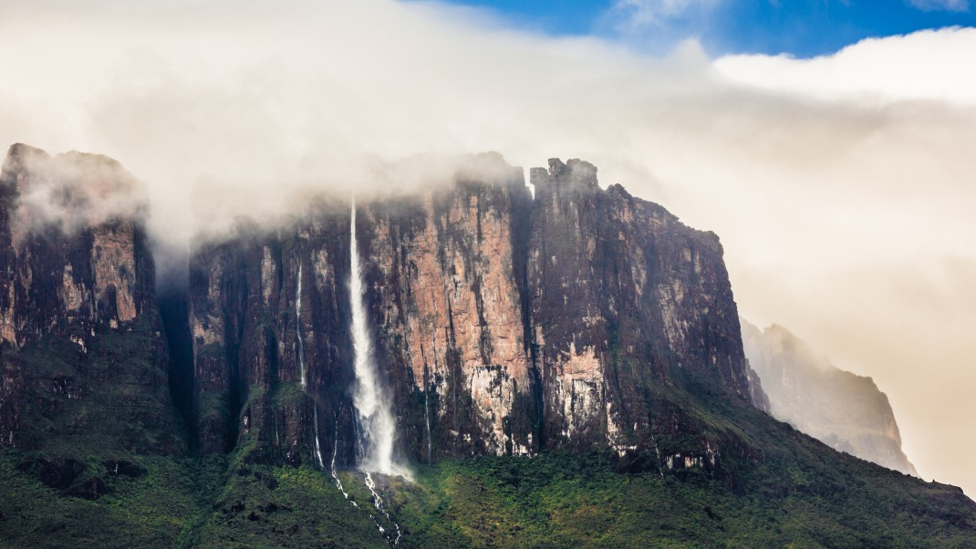 Mount Roraima: A Floating Island Shrouded in Mystery