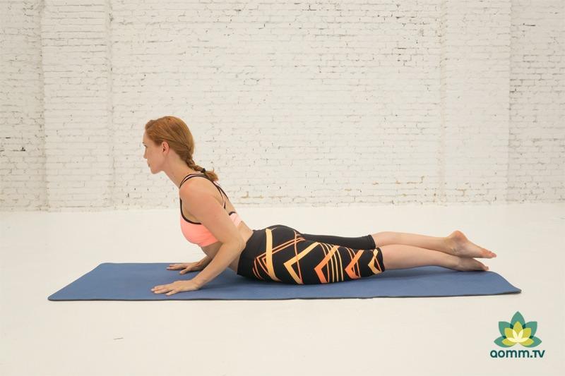 El Cuello En Las Posturas De Yoga Gaia