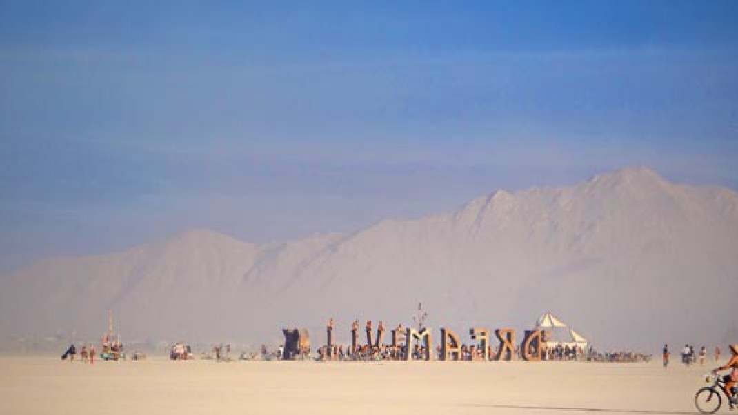 Burning Man & How it Can Transform Your Life