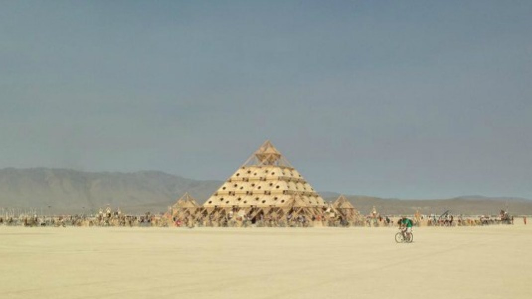 Burning Man: An Experiment in Contributionism